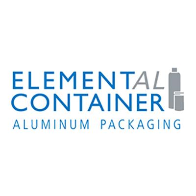 Elemental Container Aluminum Packaging